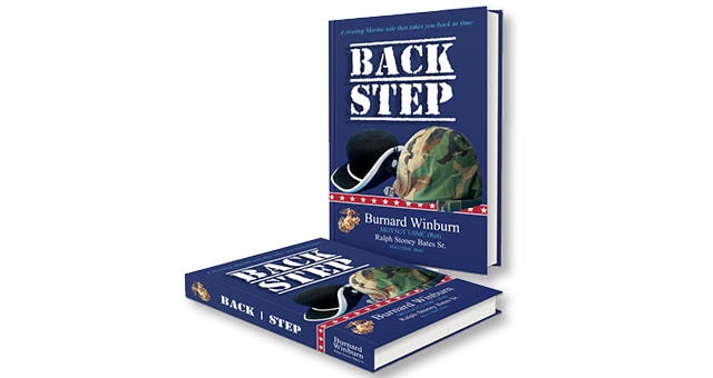 Back Step Book Cover Portfolio Image