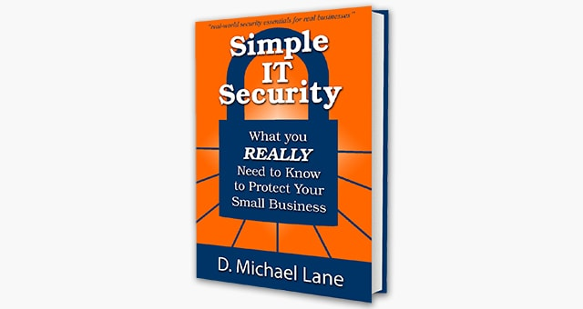 Simple IT Security Book Cover
